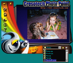 Cresotech PhotoPoint Screenshot