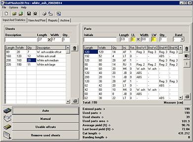 CutMaster2D Pro Screenshot
