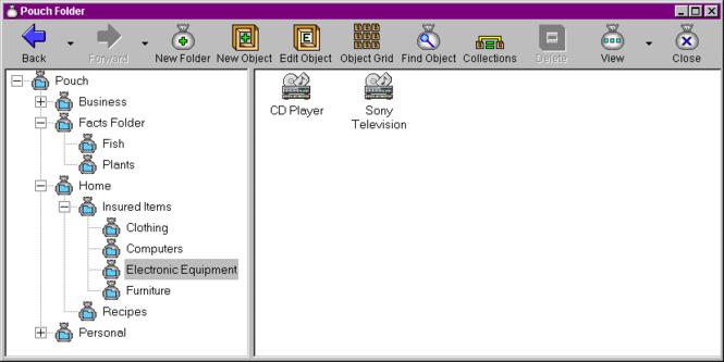 DataPouch Screenshot 1