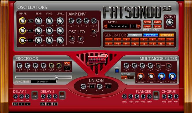 Fatsondo Screenshot