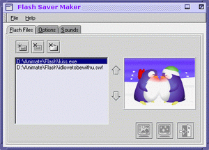 Flash Saver Maker Screenshot