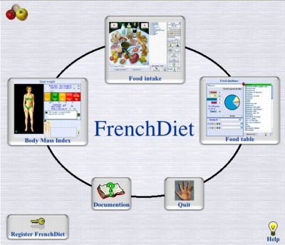 Frenchdiet Screenshot