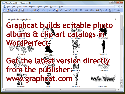 Graphcat Screenshot