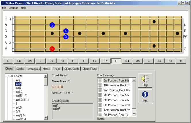 Guitar Power Screenshot 1