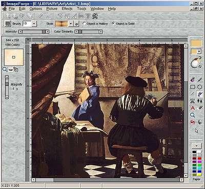 ImageForge Standard Screenshot