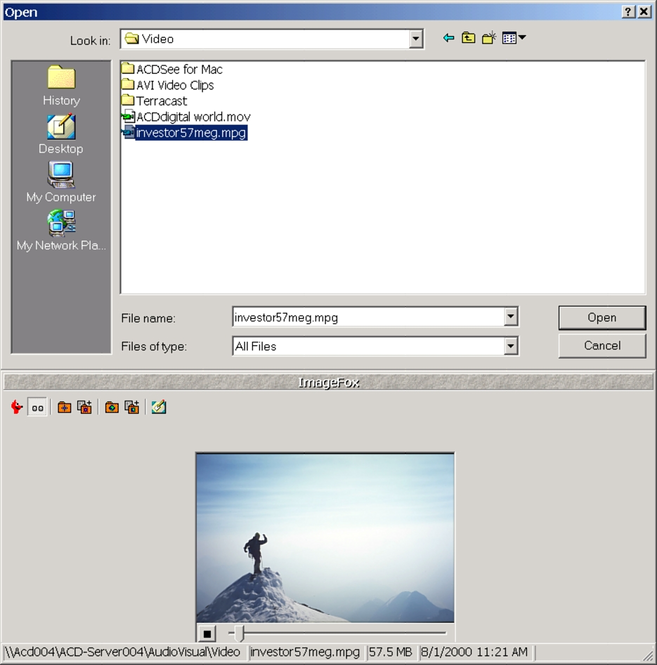 ImageFox Screenshot