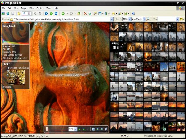 ImageWalker Screenshot