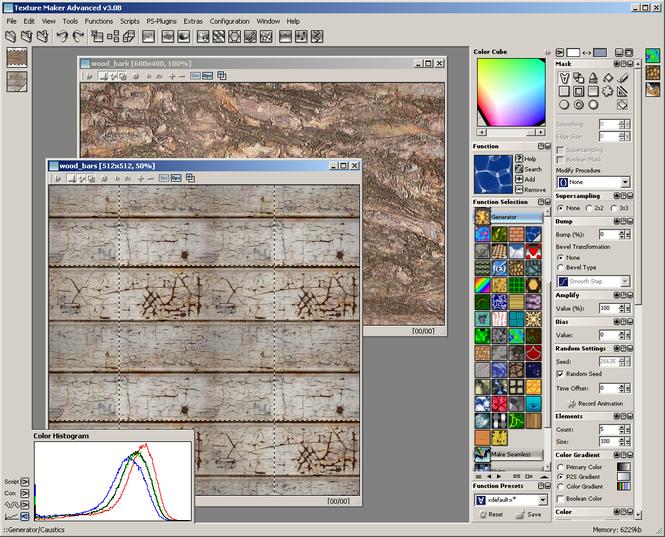 Texture Maker Screenshot 1