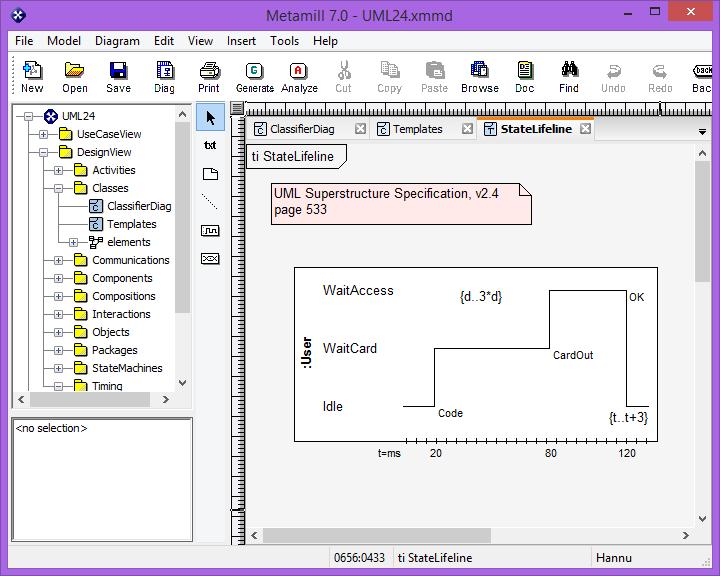 Metamill Screenshot 2