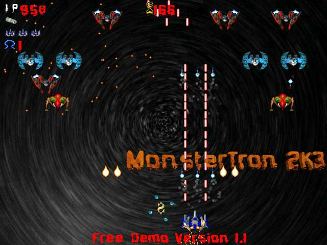 MonsterTron 2k3 Demo Screenshot 1