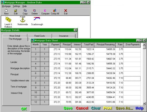 Mortgage-UK Screenshot 1