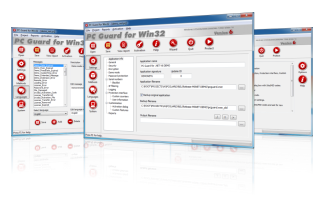 PC Guard Software Protection System Screenshot 1