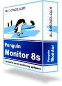 Penguin Monitor 8s Screenshot 1