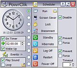 PowrClik Suite Screenshot