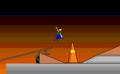 Sidewalk Surfer 1