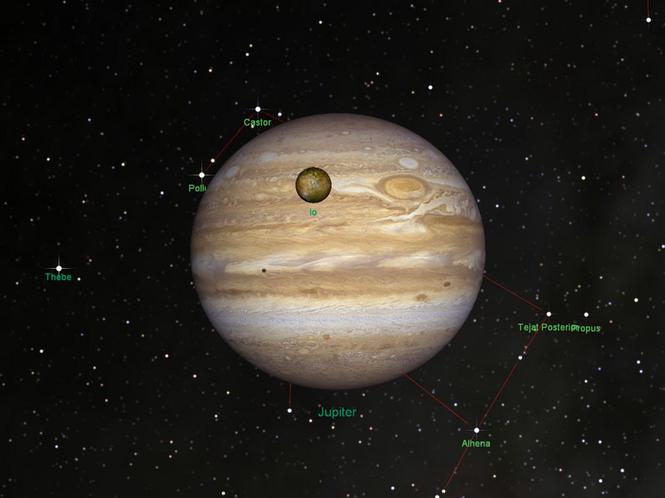 StarStrider screen saver Screenshot