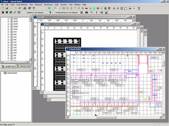 CADE ActiveX CAD Control Screenshot