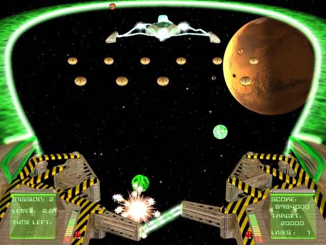 WildSnake Pinball: INVASION Screenshot