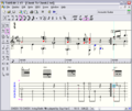 TablEdit Tablature Editor 2.60 (Macintosh) 1