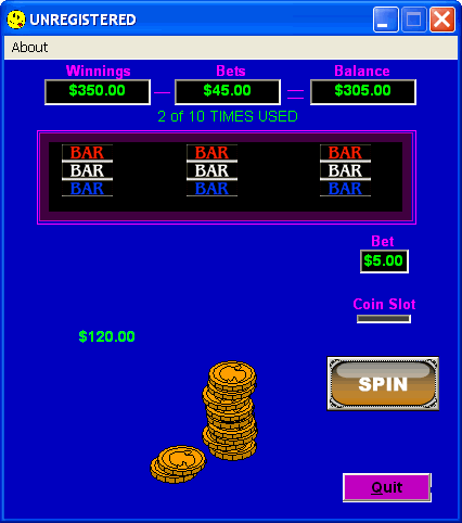 BREAKTRU SLOT FRENZY Screenshot 2