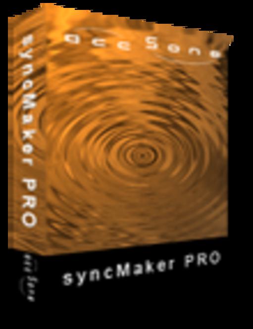 syncMaker PRO (1 License) Screenshot