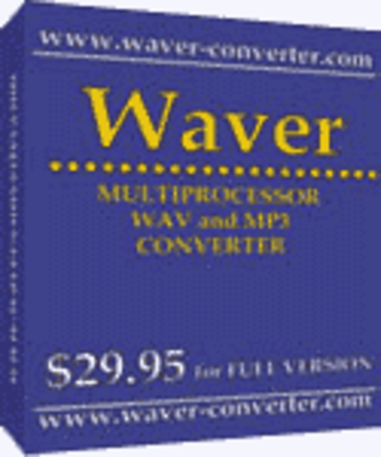 Multiprocessor WAV/MP3 to WAV/MP3 converter Screenshot