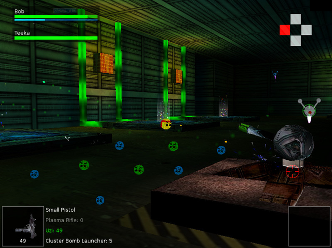 Yam II - Return of The Killer Potato Screenshot 2