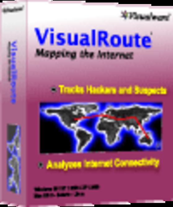 VisualRoute 2010 Personal Edition Screenshot