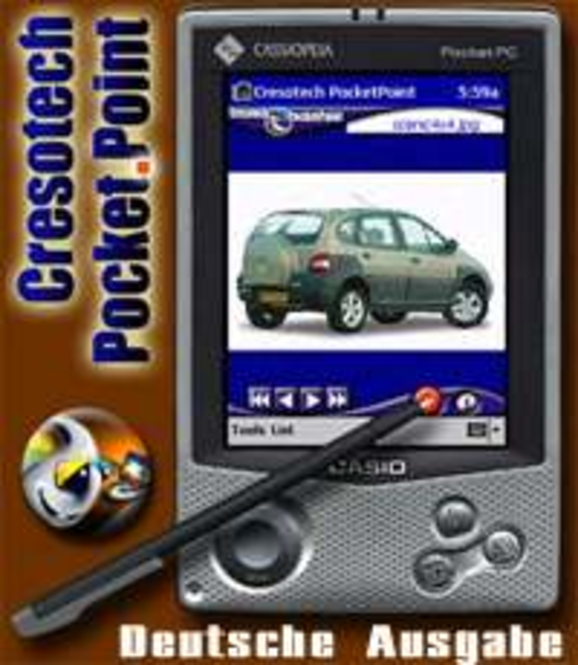 Cresotech PocketPoint (German Edition) Screenshot 1