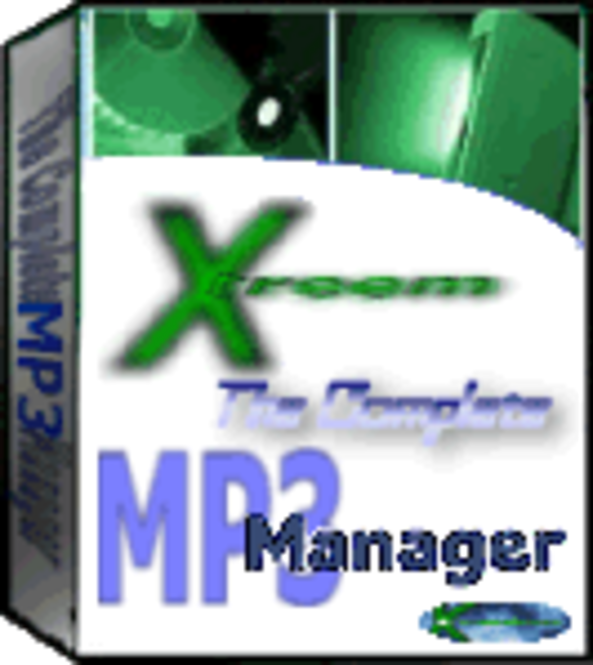 The Complete MP3 Manager Screenshot