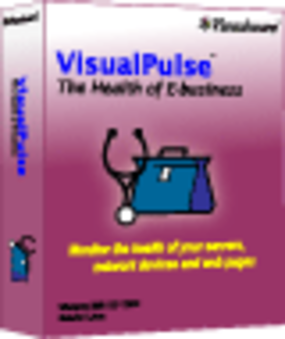 VisualPulse Standard Edition 10-element License Screenshot 1