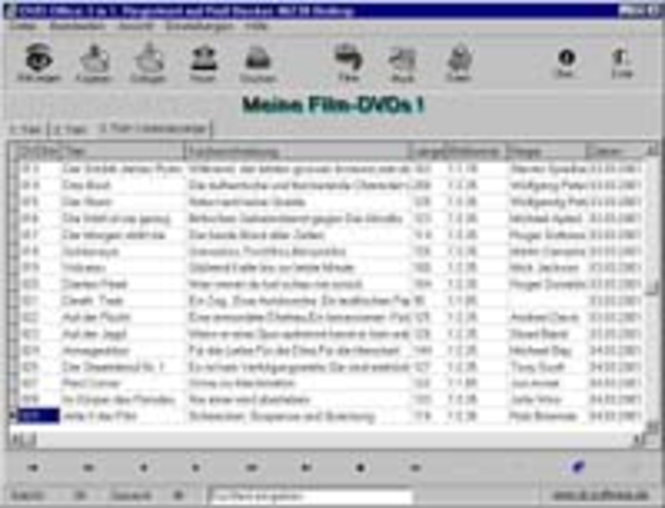 RB-DVD Office 3in1 (Source) Screenshot