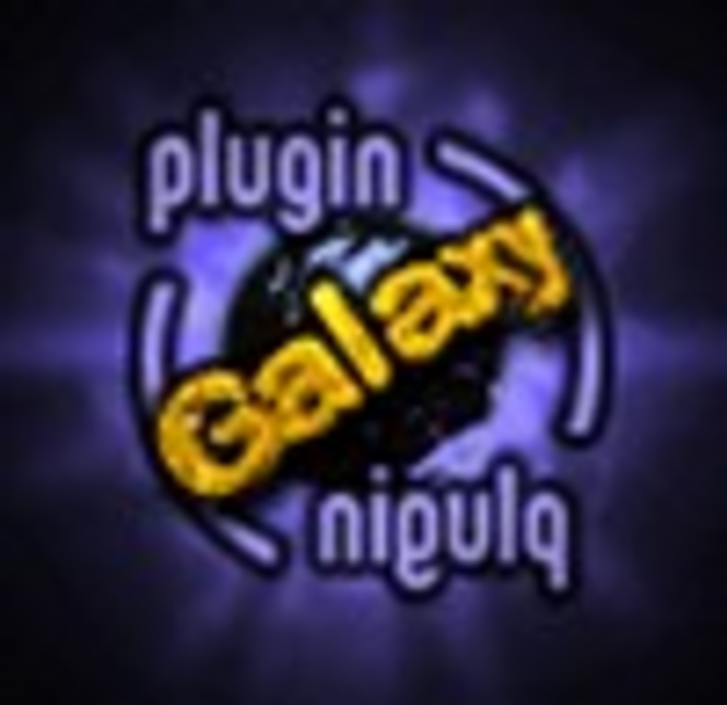 Plugin Galaxy 2 (for Windows) Screenshot