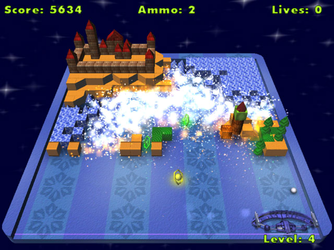 Alpha Ball Screenshot
