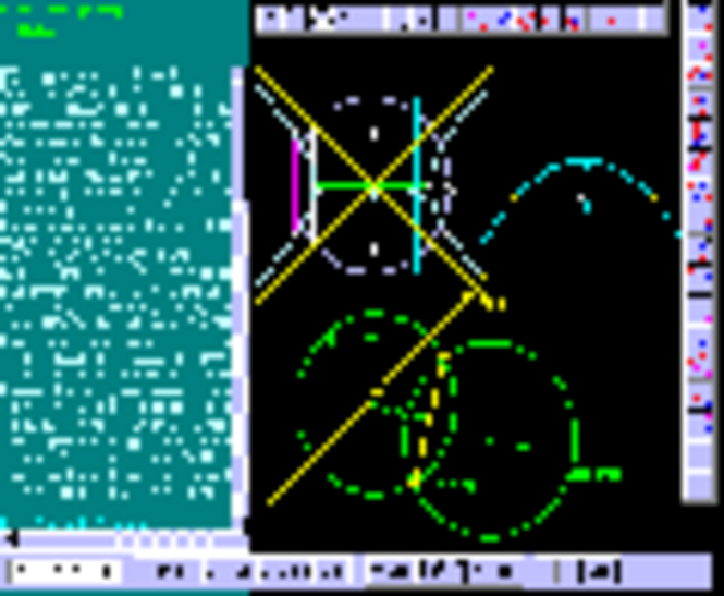 Panageos (Plane Analitic Geometry Problem Solver) Screenshot