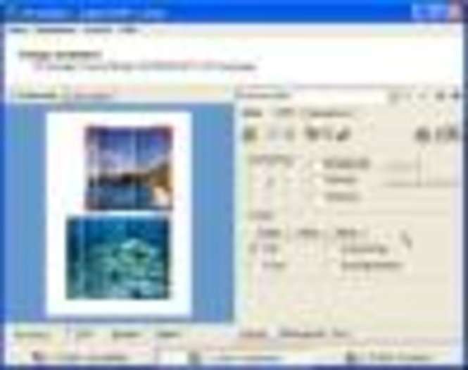 DruckDas! - Vorlagen Datenträger Personal Screenshot