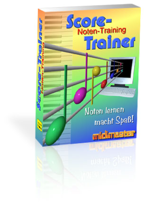 Scoretrainer Teacher Version Screenshot