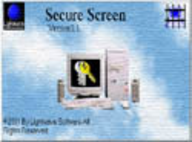 Secure Screen Screenshot