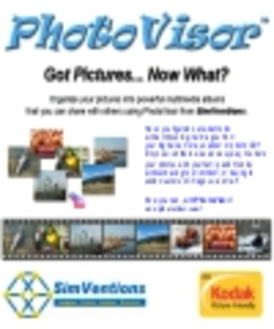 PhotoVisor Creator & PhotoVisor Player Screenshot