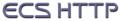 ECS HTTP - Single Server/Computer License 1