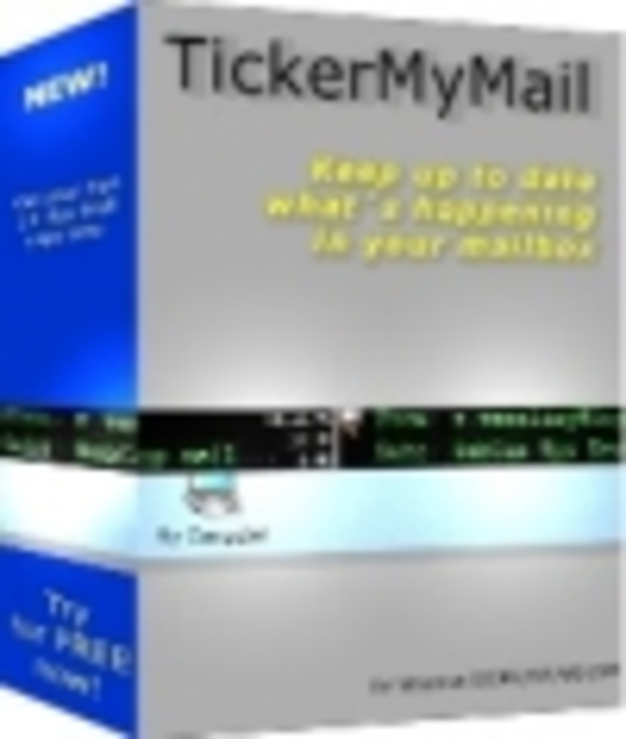 !TickerMyMail Screenshot