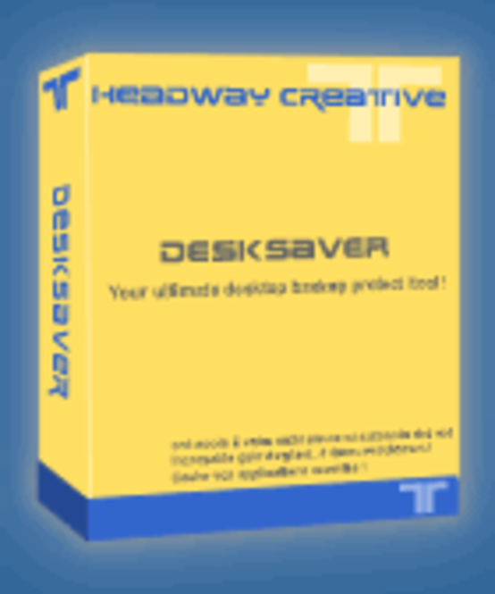 DeskSaver v3.01 Fr Screenshot 1