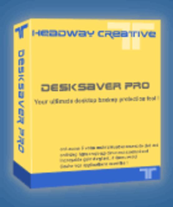 DeskSaver Pro v3.01 Us Screenshot 1