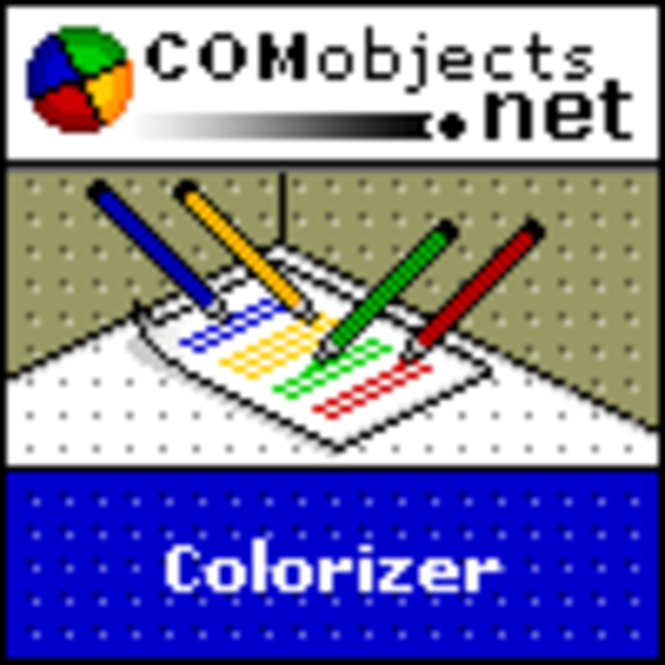 COMobjects.NET Colorizer (Desktop Licence) Screenshot 1