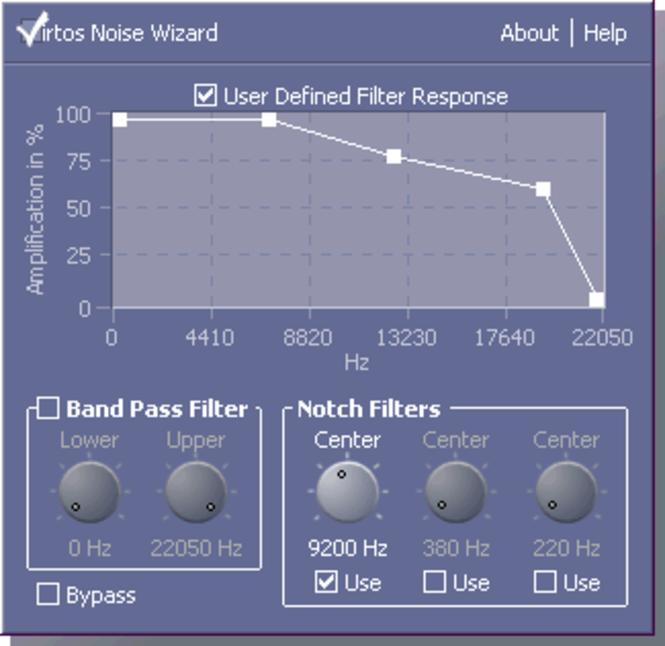 Virtos Filter Toolbox - 50% sale Screenshot