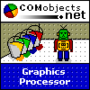 COMobjects.NET Graphics Processor (Single Licence) 1
