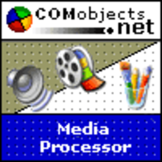 COMobjects.NET Media Processor (Upgrade from Picture Processor, Five Licence Pack) Screenshot