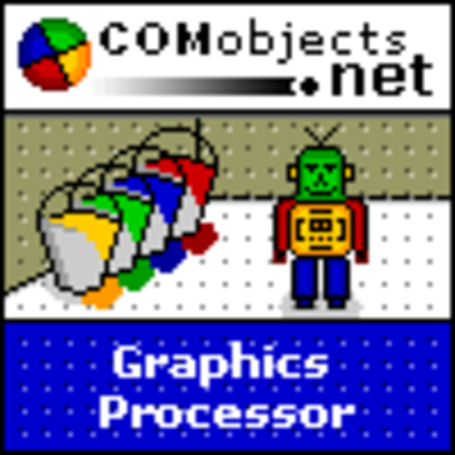 COMobjects.NET Graphics Processor (Upgrade from Picture Processor, Five Licence Pack) Screenshot