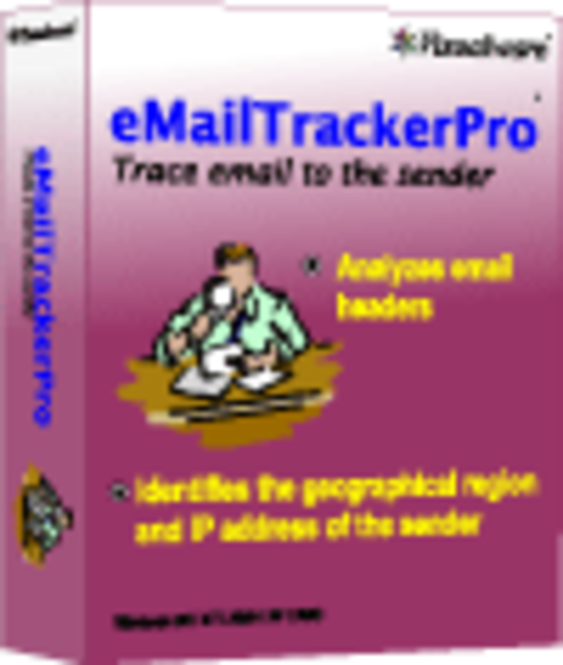 eMailTrackerPro Standard Edition Screenshot