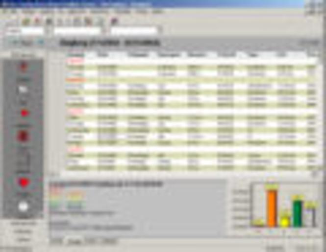 The Training Diary Screenshot